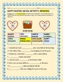 HAPPY EASTER: AN ESL ACTIVITY: SPANISH
