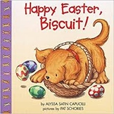 HAPPY EASTER, BISCUIT COMPREHENSION GUIDE WITH ANSWERS!