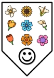 HAPPY EIGHTH GRADERS!, Spring Bulletin Board Letters, Pennants, Banner,