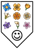 HAPPY FIFTH GRADERS!, Spring Bulletin Board Letters, Pennants, Banner,