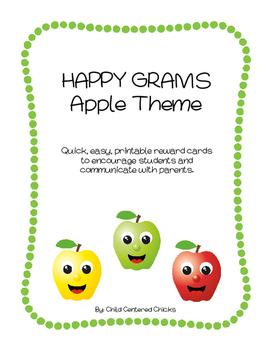 HAPPY GRAMS Apple Theme