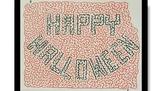 HAPPY HALLOWEEN MAZE
