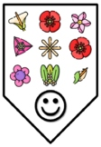HAPPY HIGH SCHOOLERS!, Spring Bulletin Board Letters, Pennants, Banner