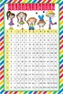 HAPPY KIDz - Classroom Decor: Multiplication POSTER - size 24 x 36