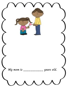 Mother's Day: Interactive Book