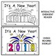 HAPPY NEW YEAR 2018 INTERACTIVE EMERGENT READER AND ACTIVITIES