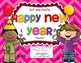 NEW YEAR Poster Cut and Paste FREE