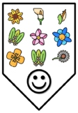 HAPPY NINTH GRADERS!, Spring Bulletin Board Letters, Pennants, Banner, Bunting