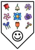 HAPPY SECOND GRADERS!, Spring Bulletin Board Letters, Pennants, Banner