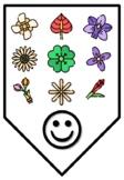 HAPPY SEVENTH GRADERS!, Spring Bulletin Board Letters, Pennants, Banner,