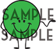 HAPPY SHAPES in color clipart