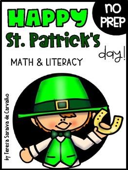 HAPPY ST PATRICK'S DAY - NO PREP