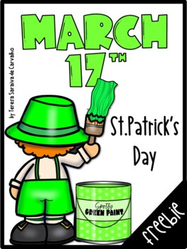 HAPPY ST PATRICK'S DAY - freebie