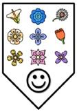 HAPPY TEENS!, Spring Bulletin Board Letters, Pennants, Banner, Buntings