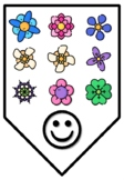 HAPPY THIRD GRADERS!, Spring Bulletin Board Letters, Pennants, Banner,