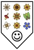 HAPPY TWELFTH GRADERS!, Spring Bulletin Board Letters, Pennants, Banner