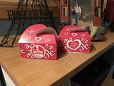 VALENTINE'S DAY Chocolate Box