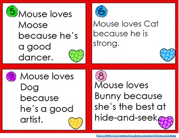 HAPPY VALENTINE'S DAY, MOUSE: SCOOT GAME