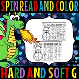 HARD AND SOFT G/EASTER THEME/SPIN READ AND COLOR