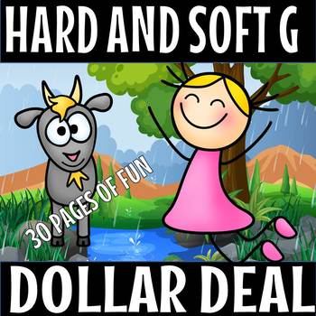 HARD AND SOFT G WORDS BUNDLE