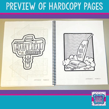 HARD COPY UPGRADE for Greek and Latin Root Activities {Units 1-6}