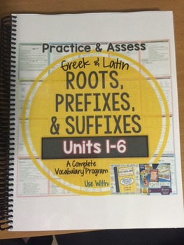 HARD COPY UPGRADE for Vocabulary Practice & Assess