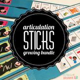 HARD GOOD- Articulation Sticks Bundle