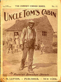 HARRIET BEECHER STOWE/UNCLE TOM'S CABIN: A CLOSE-READ ANAL