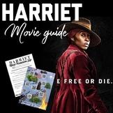 HARRIET Movie Guide 2019