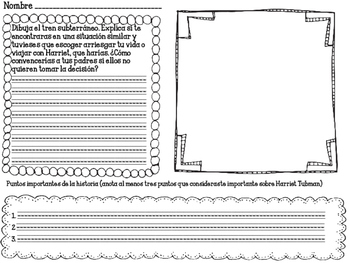 harriet tubman the underground railroad in spanish tpt. Black Bedroom Furniture Sets. Home Design Ideas