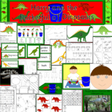 HARRY AND THE BUCKETFUL OF DINOSAURS book study