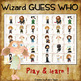HARRY POTTER Guess Who Game
