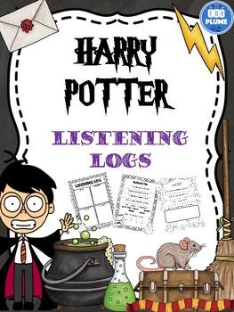 HARRY POTTER LISTENING LOGS - MUSIC