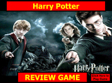 HARRY POTTER REVIEW GAME TEMPLATE