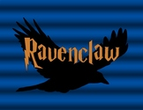 HARRY POTTER Ravenclaw Printable [With Shading]