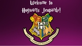 HARRY POTTER Themed 4th Grade STAAR Reading Jeopardy Review