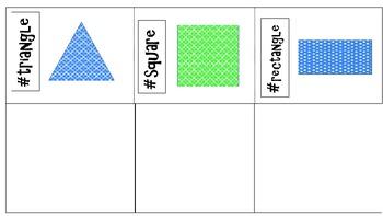 HASHTAG Geometry- Geometric Polygons