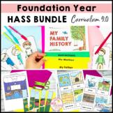 Geography History Foundation Year Bundle Australian Curric