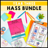 Geography History Civics Citizenship Year 3 Bundle Australian Curriculum HASS