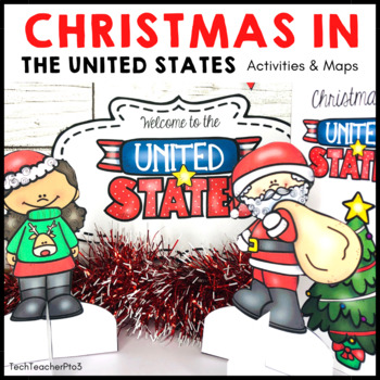 HASS Christmas in The United States Traditions Celebration