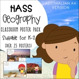 HASS - Geography Posters