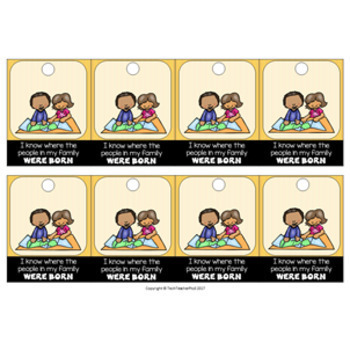 HASS History Brag Tags & Goal Sheet for Foundation Year linked to ACARA