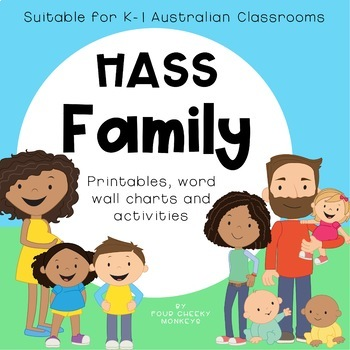 HASS - History // Family  |  Foundation and Year 1