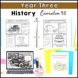 History Year 3 Australian Curriculum HASS