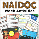 NAIDOC Week Activity Pack learn about Australian Aborigina