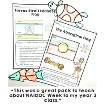 NAIDOC Week Activity Pack learn about Australian Aboriginal Culture