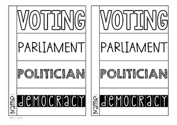 HASS | Year 3 Civics and Citizenship: Voting and Democracy