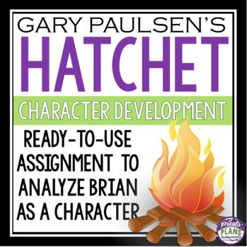 HATCHET CHARACTER ASSIGNMENT