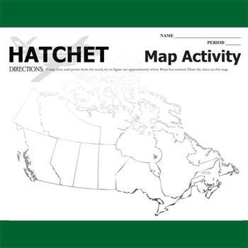 hatchet essay test