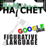 HATCHET Figurative Language Analyzer (51 Quotes) (Created for Digital)